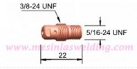 collet body 13N28 size: 2,4mm